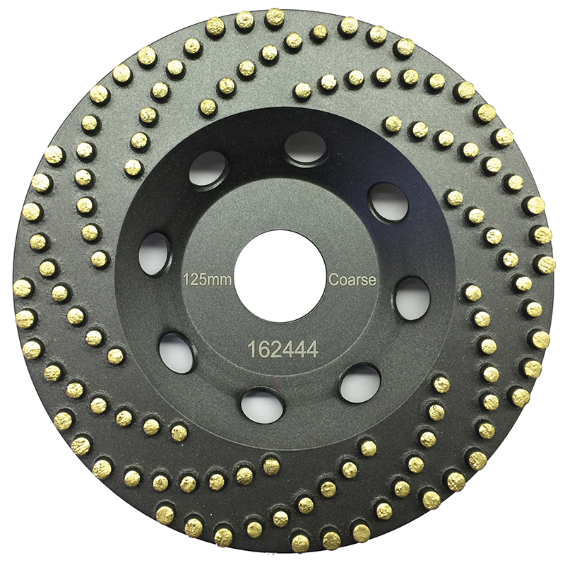 Vacuum Brazed Bead Wheels